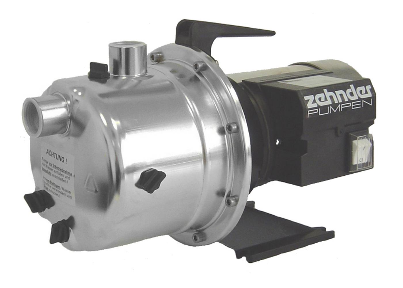 Single-stage jet pumps